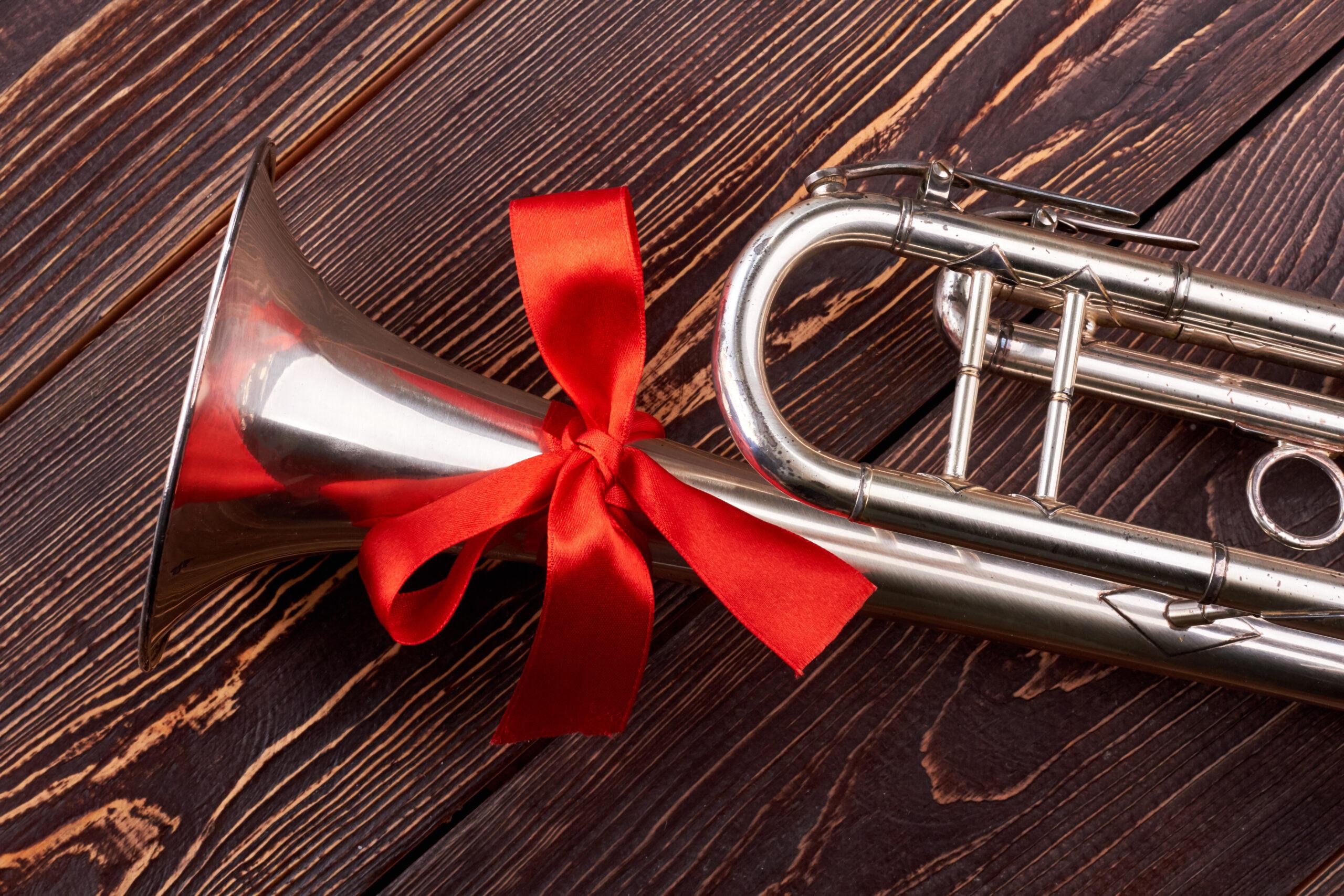 TOP 5 Instrumente als Geschenke