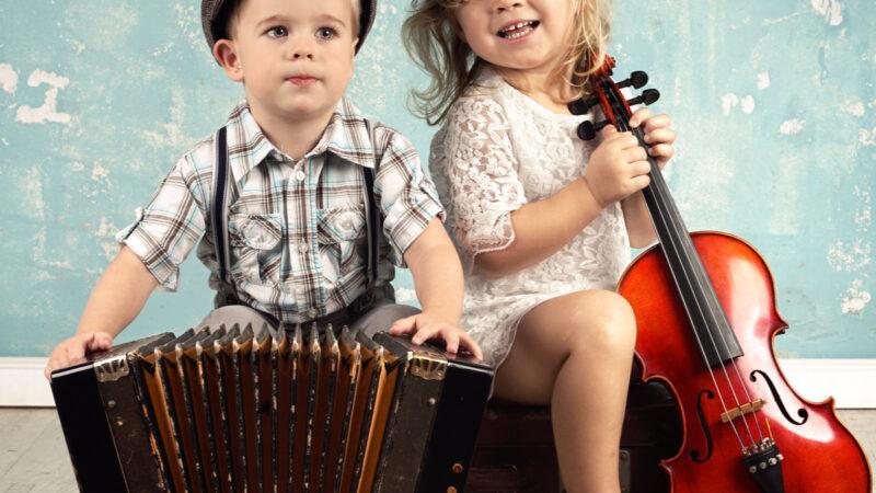 Instrument für mein Kind
