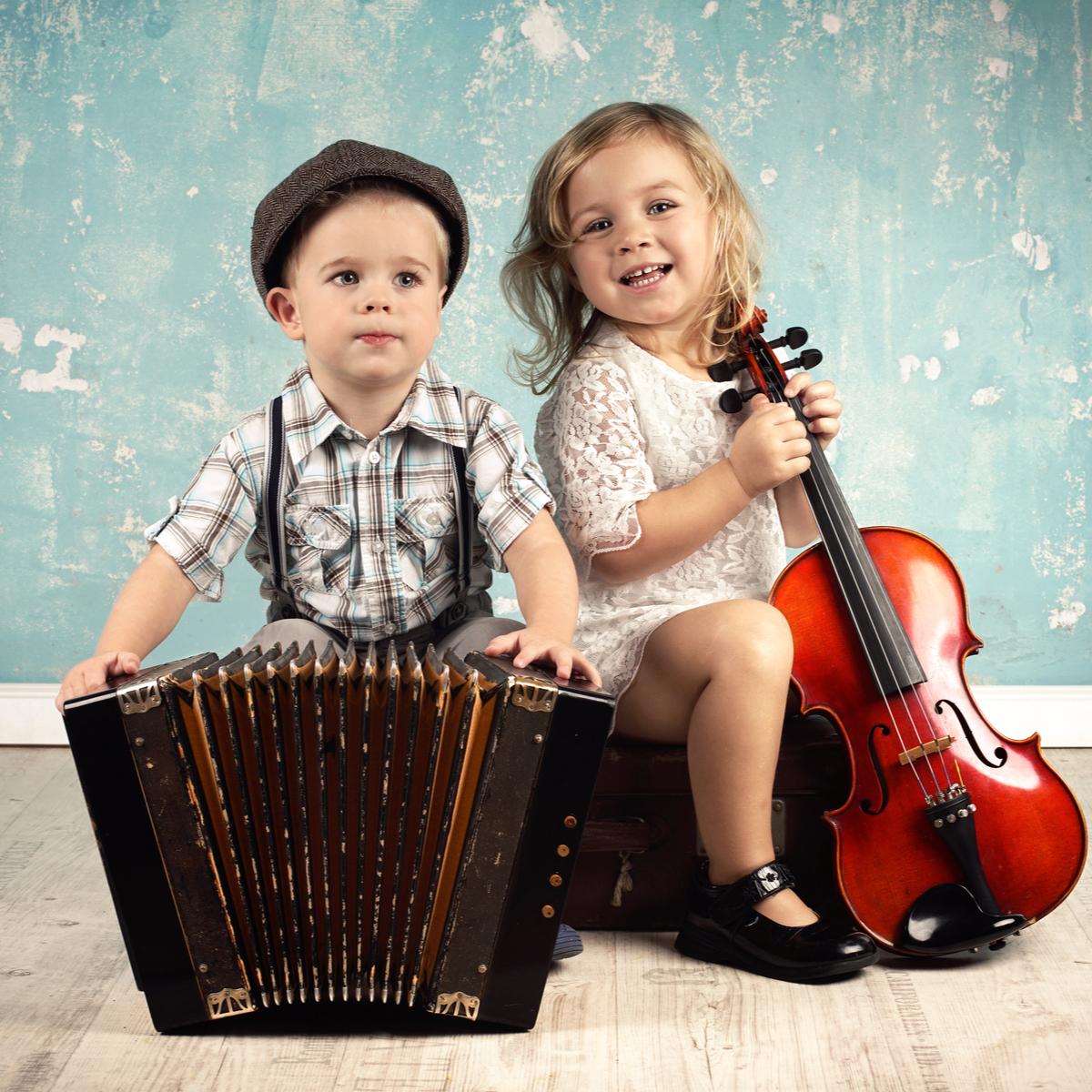Welches Instrument ist für mein Kind das Richtige?