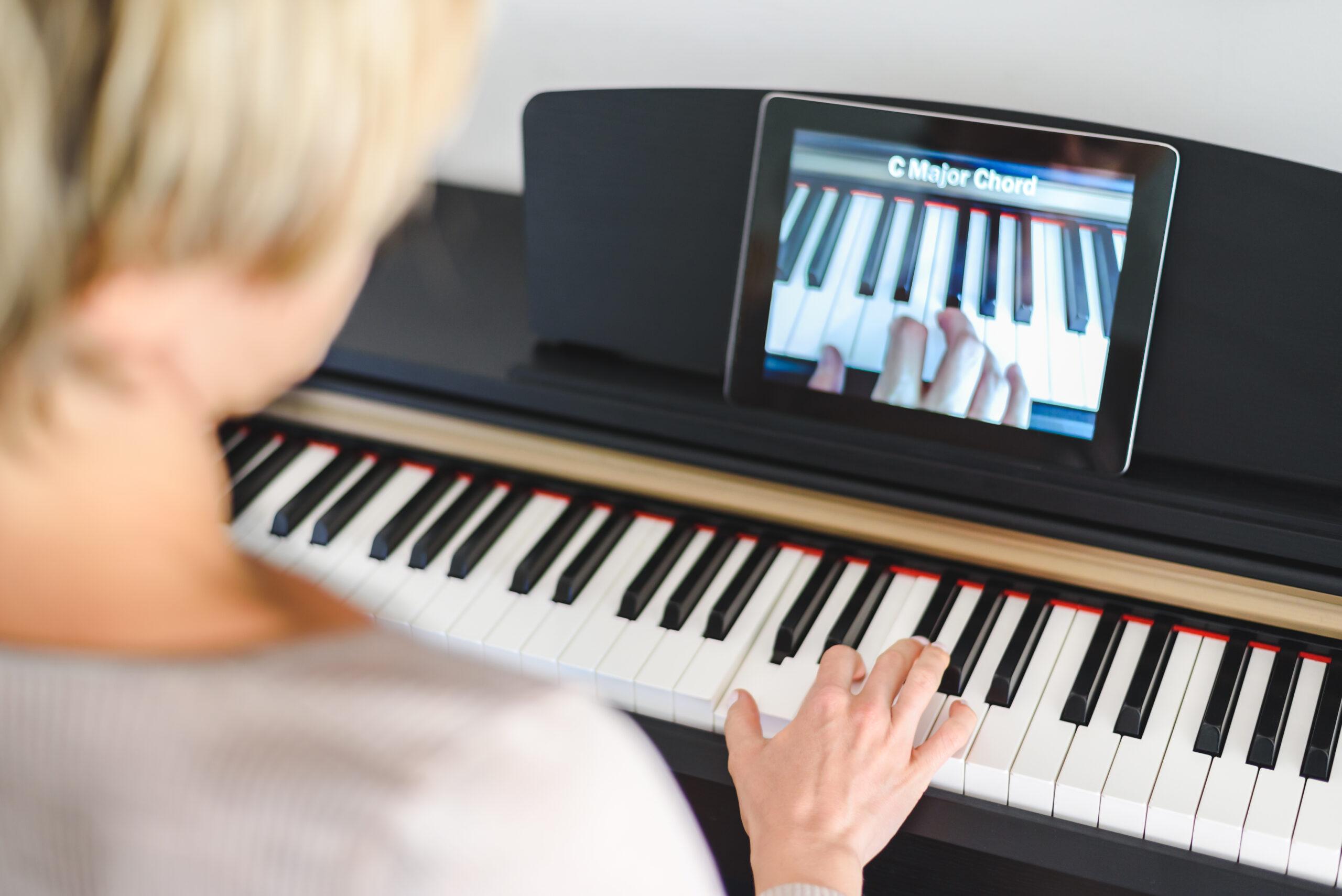 Instrumente online lernen